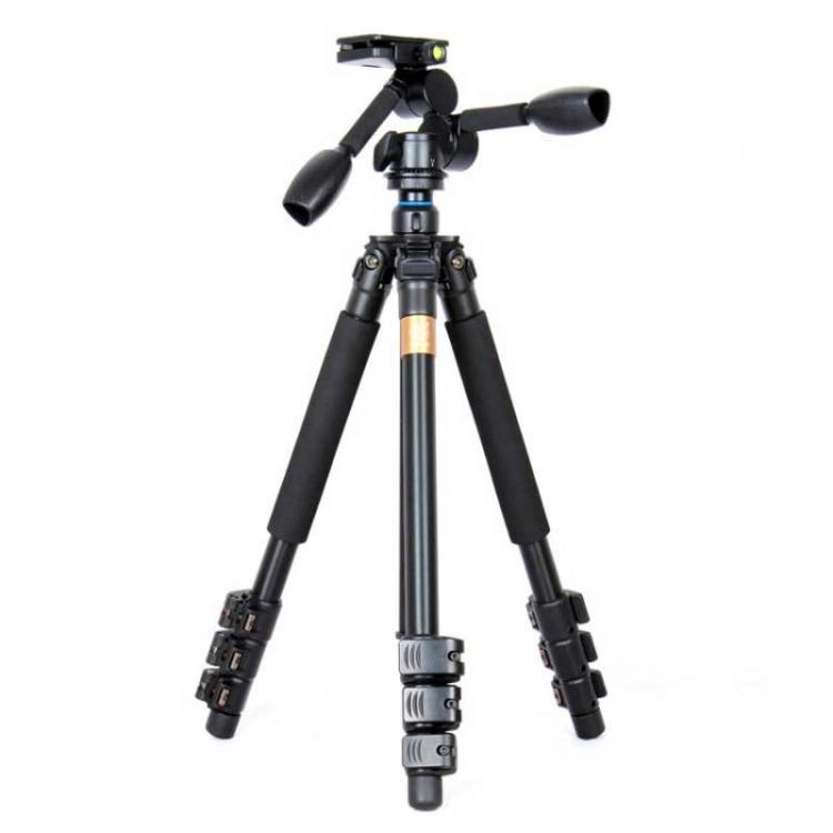 دیدنگار|سه پایه|سه پایه دوربین نیمه حرفه ای بیک Beike Tripod 470