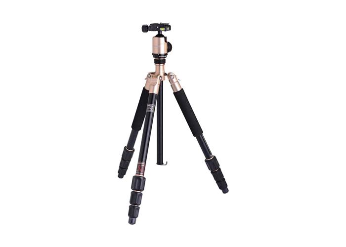 دیدنگار سه پایهسه پایه دوربین نیمه حرفه ای فوتوپرو Fotopro Tripod C4i+53P Gold
