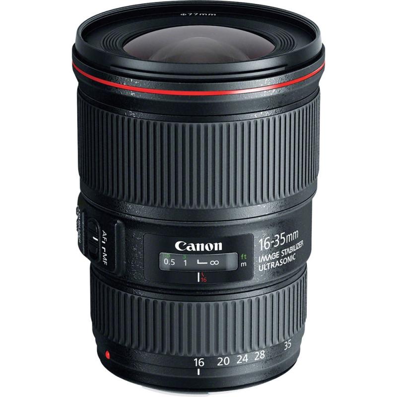لنز کانن Canon EF 16-35mm F4L IS USM