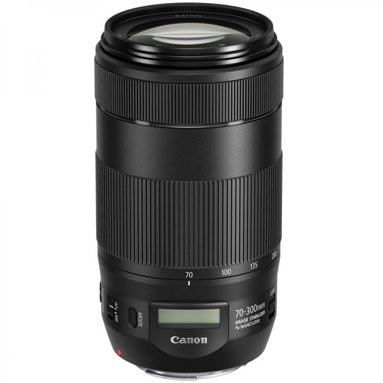 دیدنگار|لنز کانن canon|لنز کانن Canon EF 70-300 F4-5.6 IS II USM