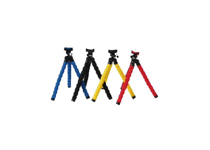 دیدنگار|سه پایهسه پایه دوربین خانگی فوتوپرو Fotopro Tripod RM 101 Yellow