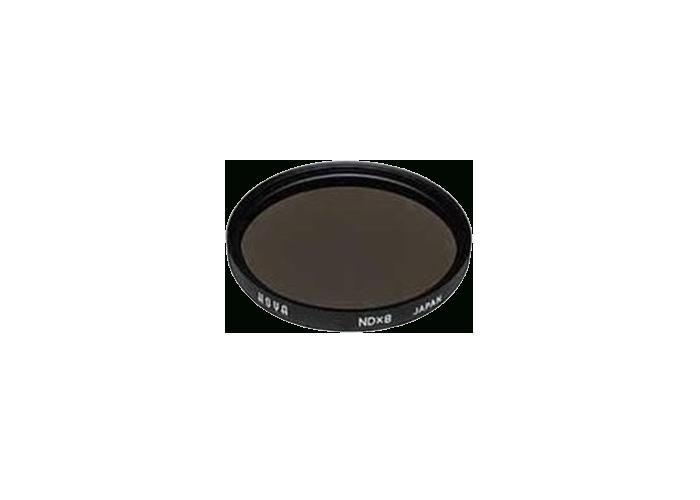 دیدنگار|فیلتر دوربین|فیلتر لنز ان دی هویا HOYA Filter ND8 HMC 58mm