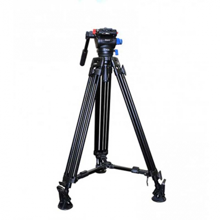 دیدنگار|سه پایهسه پایه دوربین حرفه ای جیماری Jmary Tripod Video PH20+LF85