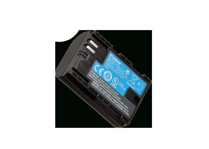 باتری لیتیومی کانن Canon Battery Pack LP-E6