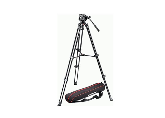 سه پایه دوربین حرفه ای مانفروتو Manfrotto MVK502AM-1