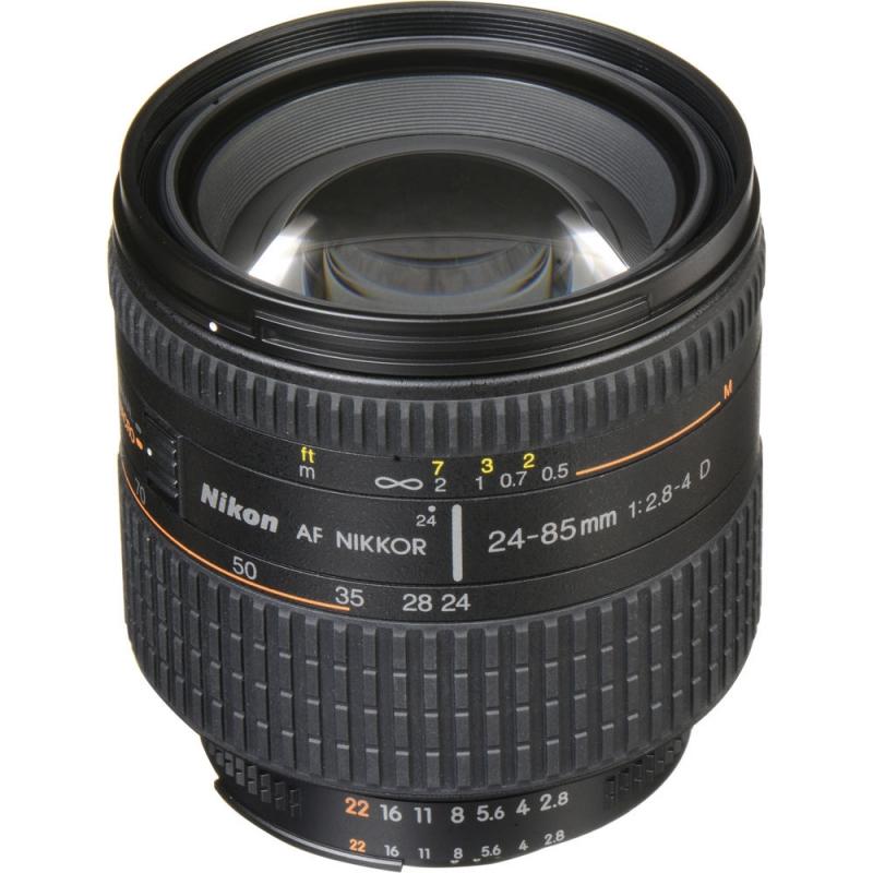 لنز Nikon AF Nikkor 24-85 mm f/2.8-4D IF