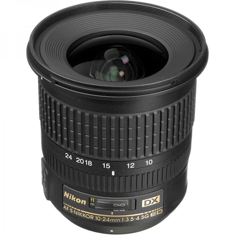 دیدنگار|لنز نیکون nikon|لنز Nikon AF-S DX Nikkor 10-24 mm f/3-5-4.5G ED