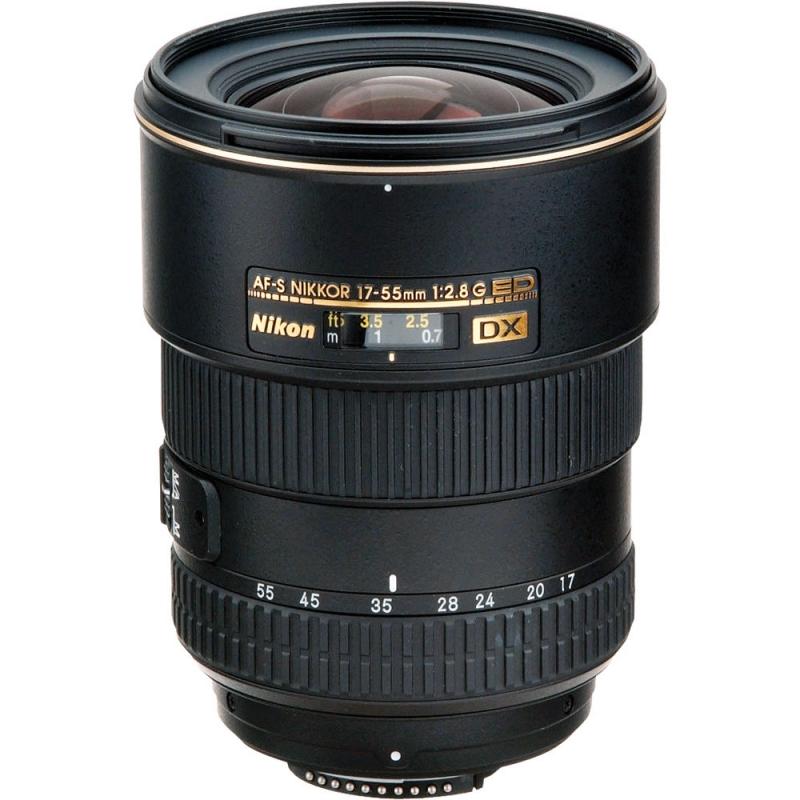 لنز Nikon AF-S DX Nikkor 18-135 mm f/3.5-5.6G ED-IF