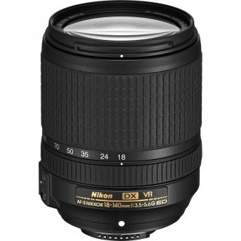 دیدنگار|لنز نیکون nikon|لنز Nikon AF-S DX Nikkor 18-140 mm f/3.5-5.6G ED VR