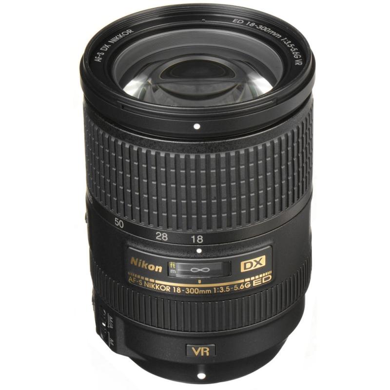 لنز Nikon AF-S DX Nikkor 18-300 mm F3.5-5.6G ED VR