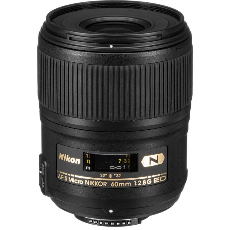 لنز Nikon AF-S Micro-Nikkor 60 mm f/2.8G ED