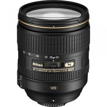 دیدنگار|لنز نیکون nikon|لنز Nikon AF-S Nikkor 24-120mm f/4G ED VR