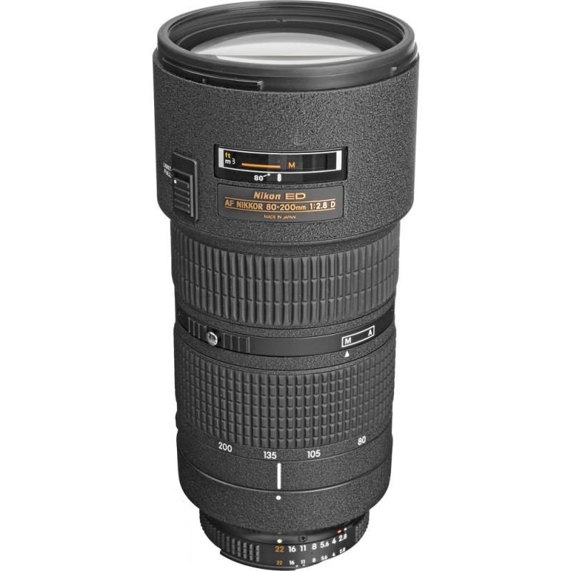 لنز Nikon AF-Nikkor 80-200 mm f/2.8D ED