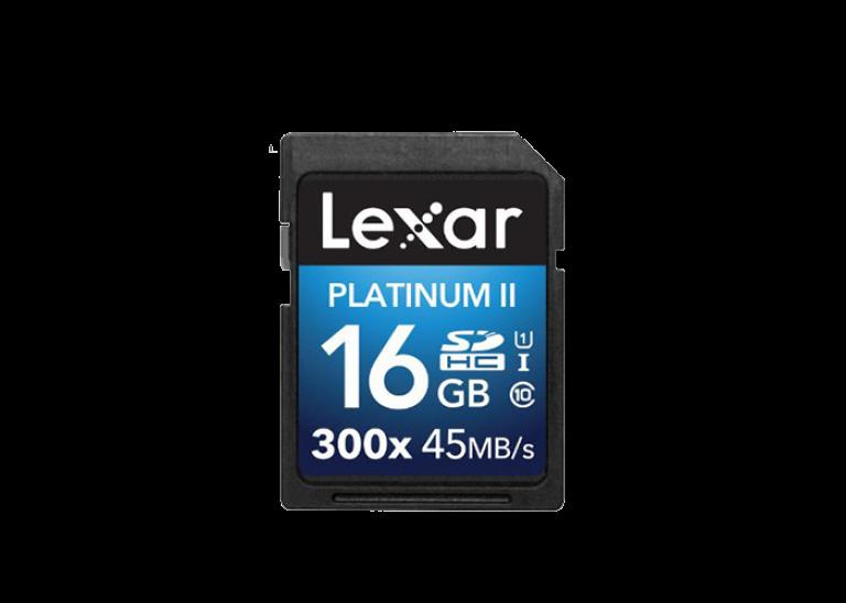 دیدنگار|کارت اس دی|sd card|کارت حافظه اس دی SD Lexar 16GB 300X