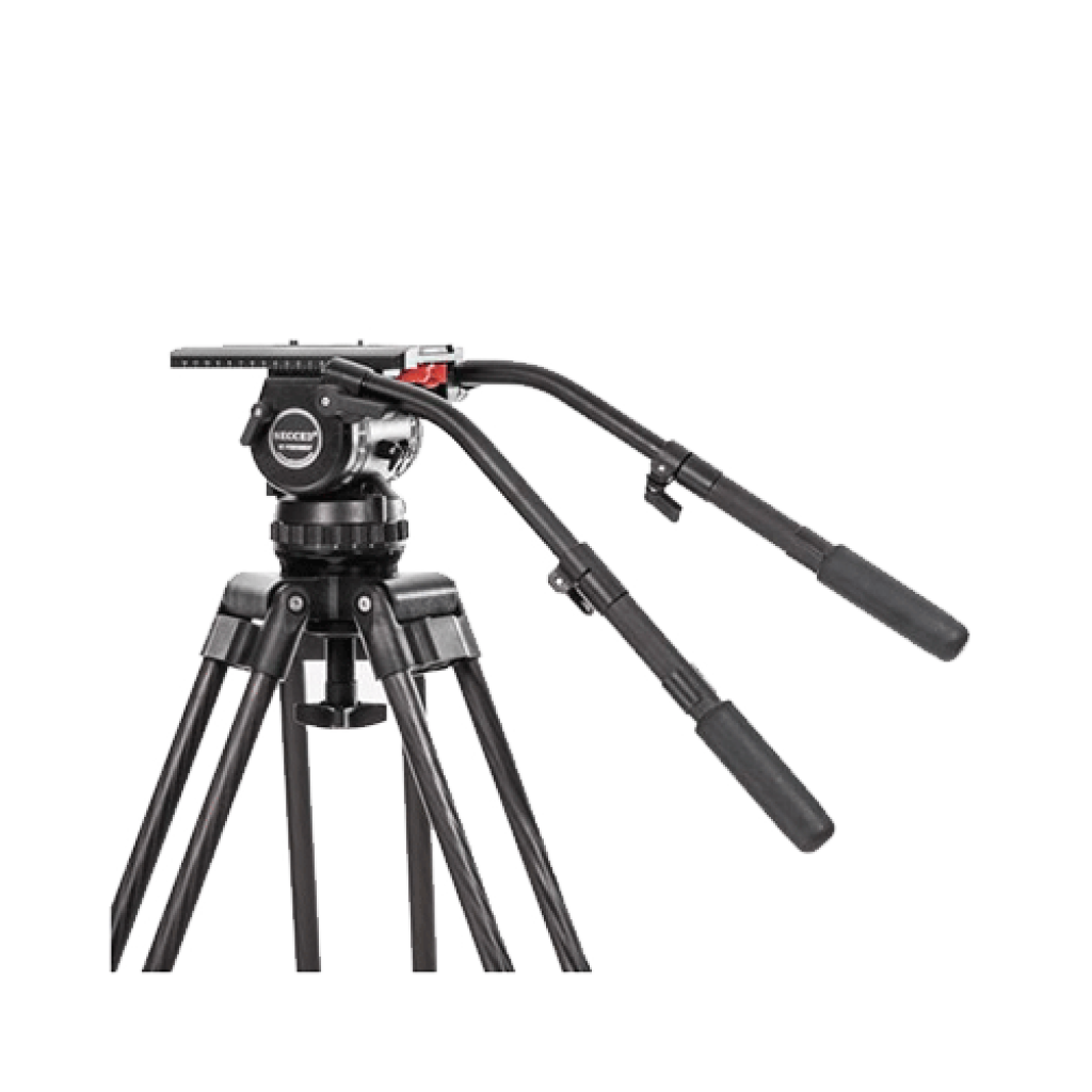 سه پایه دوربین حرفه ای سکسد Secced Tripod Reach Plus 4 Kit