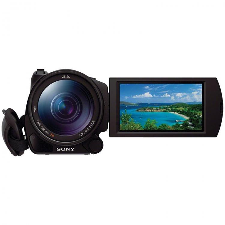 دیدنگار|دوربین عکاسی و فیلم برداری سونی|دوربین فیلمبرداری سونی Sony FDR-AX100 4K Ultra HD