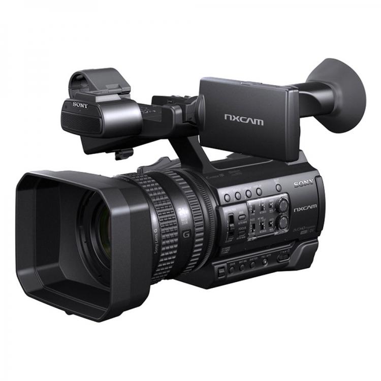 دیدنگار دوربین عکاسی و فیلم برداری سونی دوربین فیلمبرداری سونی Sony HXR-NX100 Full HD NXCAM