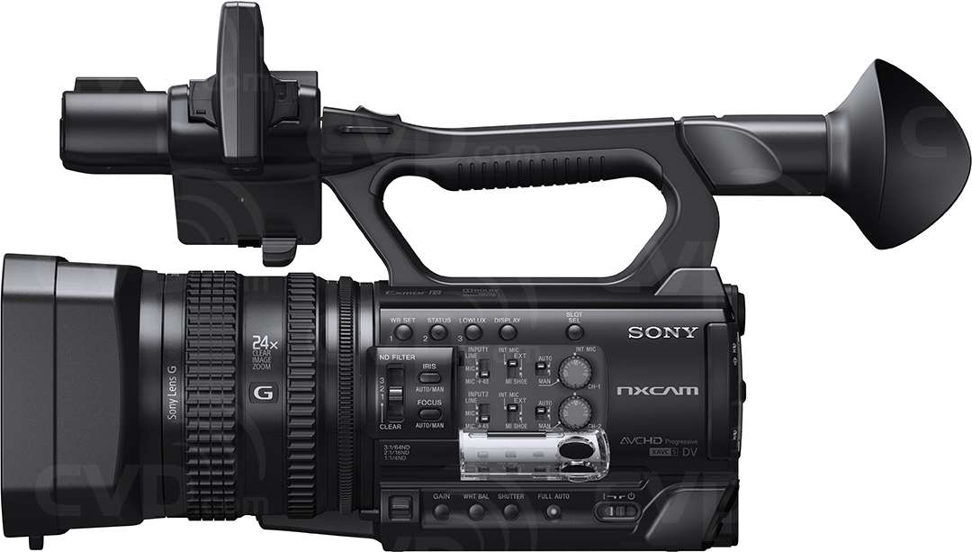 دوربین سونی NX100