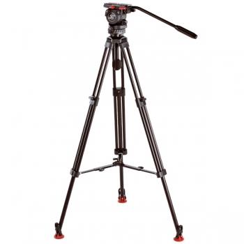 دیدنگار سه پایهسه پایه دوربین حرفه ای ساچلر Sachtler Tripod Professional FSB-4