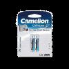 باتری نیم قلمی کملیون Camelion Battery 2XAAA P7