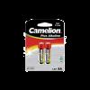 باتری قلمی آلکالاین کملیون Camelion Alkaline Plus 1.5V AA (x2)