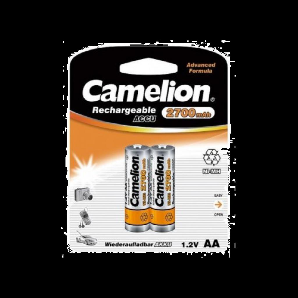 باتری شارژی قلمی کملیون Camelion 2700mAh NH-AA2700BP2