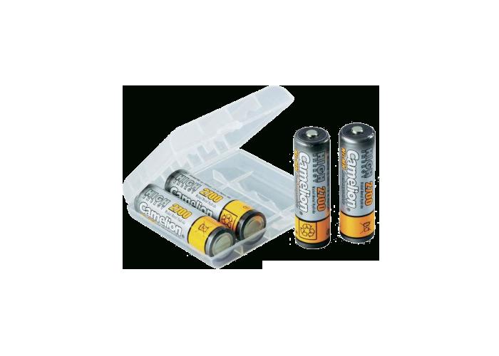 باتری شارژی قلمی کملیون Camelion 2700mAh NH-AA2700 2XAA