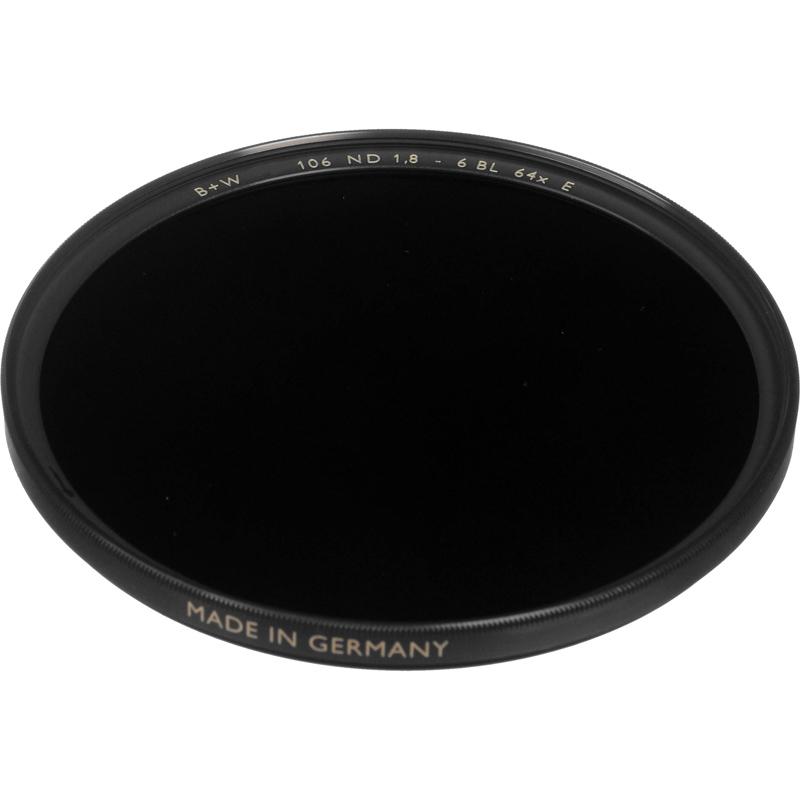 فیلتر لنز ان دی بی اند دبلیو B+W 1.8-64X ND 106 Filter 77mm