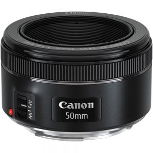 لنز Canon EF 50 mm f/1.8 STM