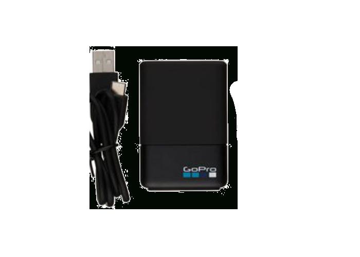 شارژر باتری دوتایی گوپرو برای باتری HERO4