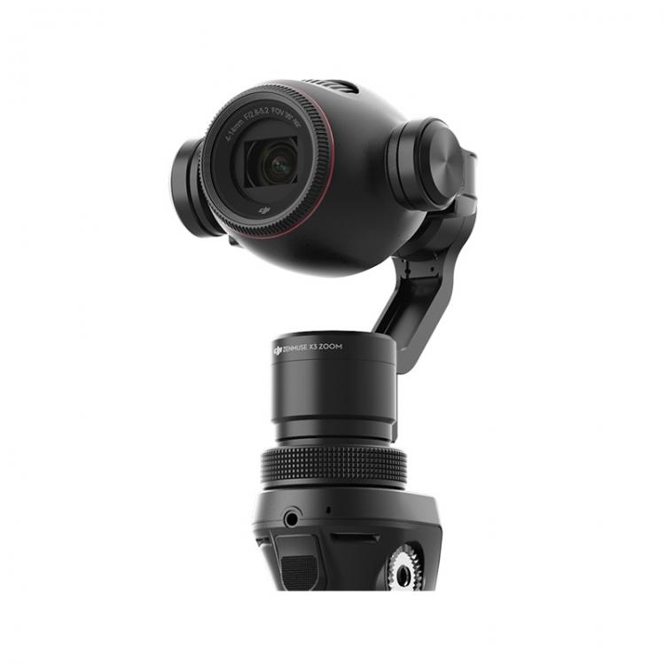 دیدنگار|دوربین فیلمبرداری ورزشی|دوربین ورزشی اسمو پلاس DJI Osmo Handheld Gimbal with 4k Zoom Action Camera