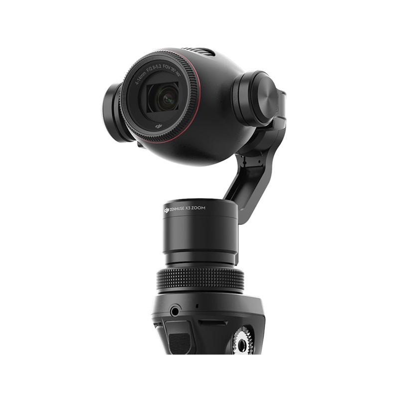 دوربین ورزشی اسمو پلاس DJI Osmo Handheld Gimbal with 4k Zoom Action Camera (used)+باطری