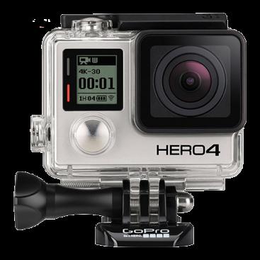 دوربین عکاسی ورزشی گوپرو GoPro Hero 4 Silver Action Camera