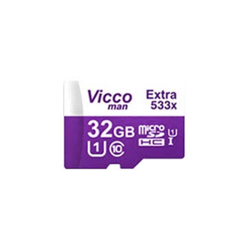 رم میکرو اس دی ویکومن ۳۲ گیگابایت ۸۰MB Extra