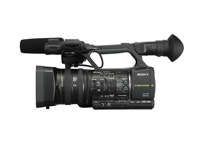 دیدنگار دوربین عکاسی و فیلم برداری سونی دوربین فیلمبرداری سونی Sony HXR-NX5E Full HD