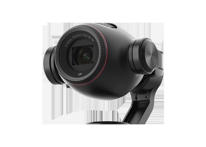 دوربین عکاسی ورزشی اسمو پلاس DJI Osmo Hanheld Gimbal with 4k Zoom Action Camera