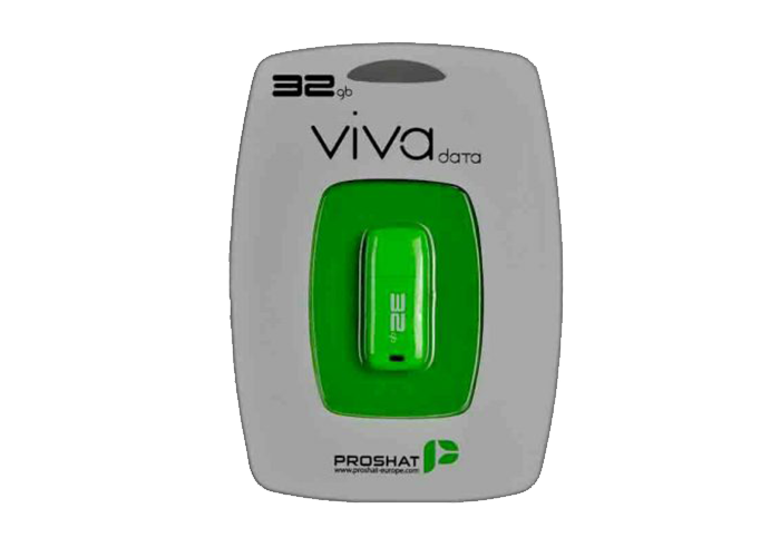 فلش مموری 32G پروشات USB Flash viva Proshat 32GB USB 2