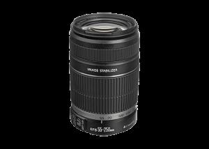 لنز Canon EF-S 55-250 mm f/4-5.6 IS STM