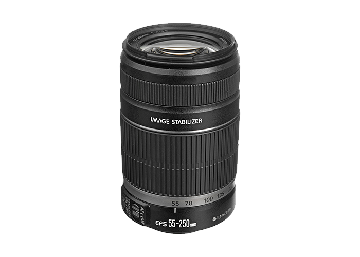 | Canon EF-S 55-250mm f/4-5.6 IS STM Lens