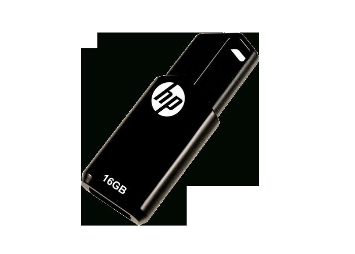 دیدنگار|فلش مموری|فلش مموری 16G اچ پی USB Flash V150W HP 16GB USB 2