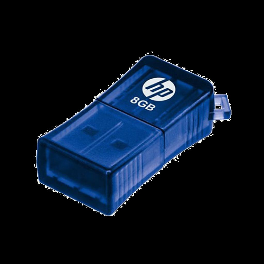 فلش مموری 8G اچ پی USB Flash V165W HP 8GB USB 2
