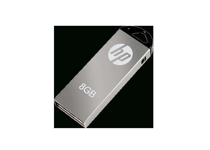 دیدنگار|فلش مموری|فلش مموری 8G اچ پی USB Flash V221 HP 8GB USB 2