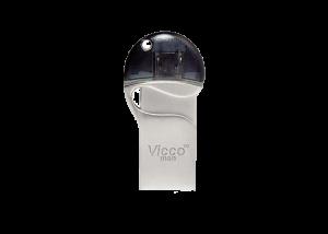 فلش مموری ویکومن USB Flash Vicco man 125-8GB
