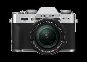 دوربین بدون آینه فوجی فیلم Fujifilm X-T10 Mirrorless 18-55mm