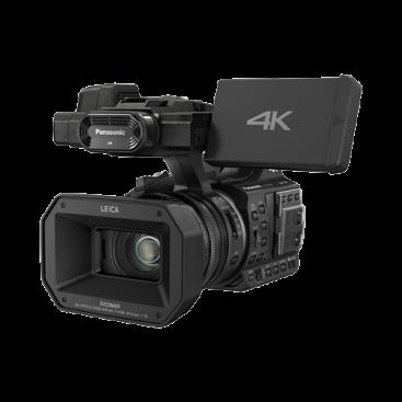 دوربین فیلمبرداری پاناسونیک Panasonic HC-X1000 4K DCI/Ultra HD/Full HD