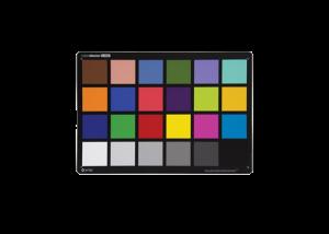 دیدنگار|ابزار اصلاح رنگ|کالرچکر X-Rite Colorchecker Mennon