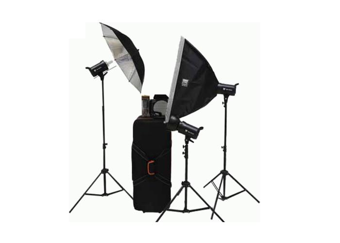 کیت فلاش استودیویی اس اند اس S&S 300J Studio Flash Kit SK-300