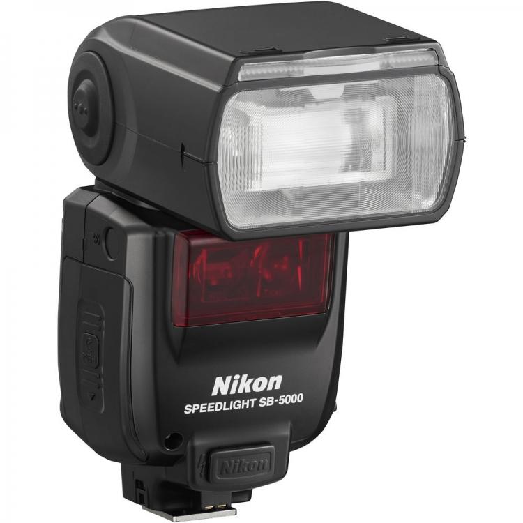 دیدنگار|فلاش دوربین|فلاش اکسترنال / فلاش روی دوربین نیکون Nikon SB-5000 AF Speedlight