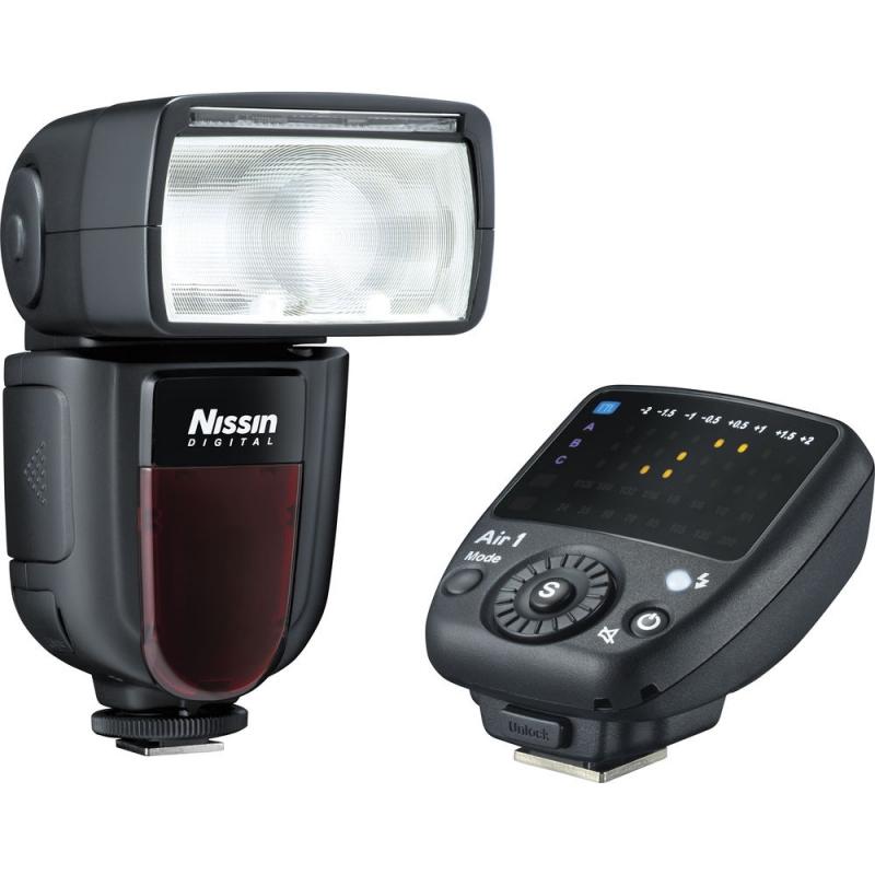 فلاش اکسترنال / فلاش روی دوربین نیکون Nissin Di700A Flash Kit with Air 1
