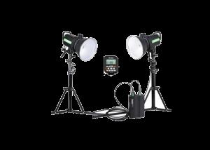 کیت فلاش استودیویی فوتیکس Phottix Indra 500 TTL Flash Kit